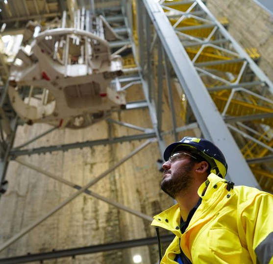 Major jobs boost as Woodsmith Mine progresses 'better than expected'
